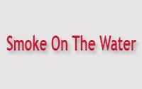 Smoke On The Water menu
