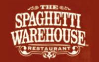 Spaghetti Warehouse Menu