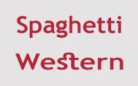 Spaghetti Western Desserts Menu