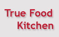 True Food kitchen Menu