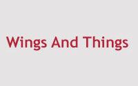 Wings And Things Menu